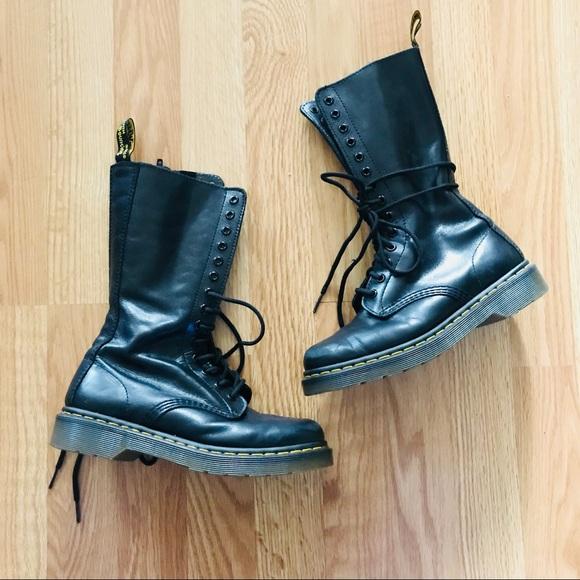 b8ab908013a4 Dr. Martens Shoes - Dr. marten 1b99 Virginia 14 eye boot